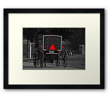 Going Home SC Framed Print