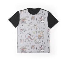 The Fright before Christmas Graphic T-Shirt