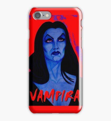 VAMPIRA RED iPhone Case/Skin