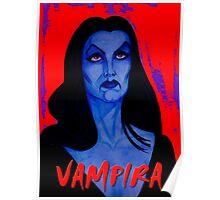 VAMPIRA RED Poster