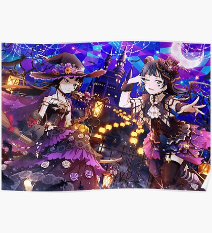 Love Live! Sunshine!! - Haunting & Enchanting Poster