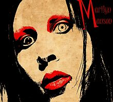 Manson by AndrewFare
