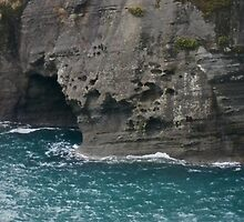 Sea Cave by GoddessChrissy
