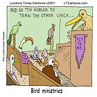 Bird Ministries  by Rick  London