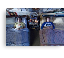 Step Brothers Canvas Print