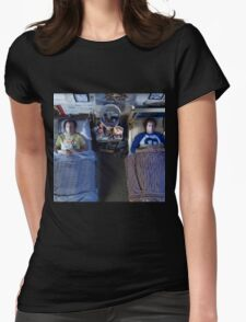 Step Brothers Womens Fitted T-Shirt