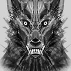 Abstract Wolf by digimitsu