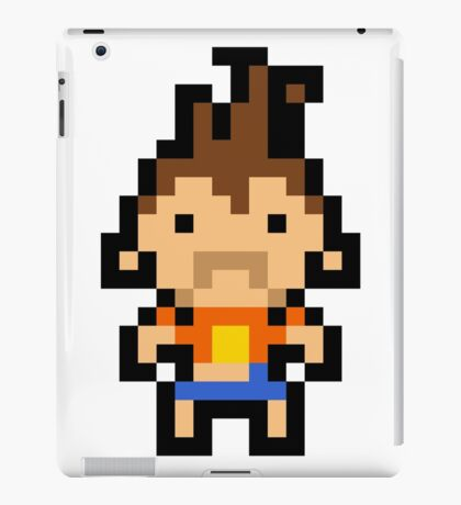 Pixel Kutaro iPad Case/Skin