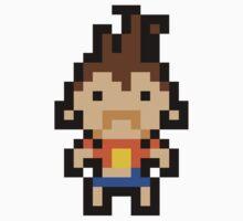 Pixel Kutaro Kids Tee