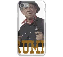 Sid James - The Rumpo Kid iPhone Case/Skin