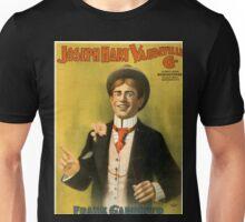 Joseph Hart Vaudeville Co 8 - Courier - 1899 Unisex T-Shirt
