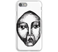 Portrait III iPhone Case/Skin