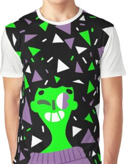 Far Out Triangles! Graphic T-Shirt