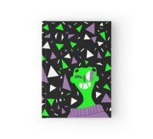 Far Out Triangles! Hardcover Journal