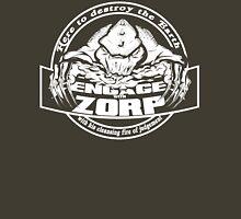 Engage with Zorp Dark Unisex T-Shirt