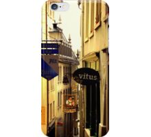 Aelpli Bar iPhone Case/Skin