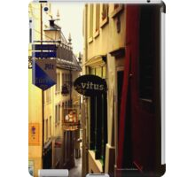 Aelpli Bar iPad Case/Skin