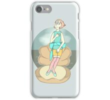 The Birth Of Pearl iPhone Case/Skin