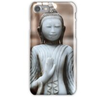 Buddha statue in Kelvingrove Museum. iPhone Case/Skin