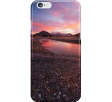 Glenorchy Red Dawn iPhone Case/Skin