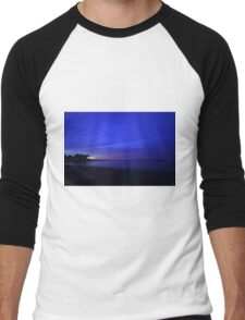 Atlantic Daybreak Men's Baseball ¾ T-Shirt