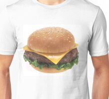Cheeseburger Unisex T-Shirt