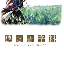 Spice and Wolf by Phoenix772