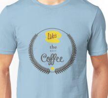 Luke's - the best Coffee! - Gilmore Girls Unisex T-Shirt