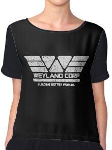 Prometheus Weyland Corp Chiffon Top