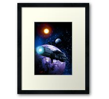 The Sulaco Framed Print