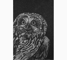 Portrait: Spotted Owl Unisex T-Shirt