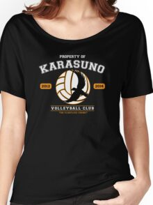 Team Karasuno Women's Relaxed Fit T-Shirt