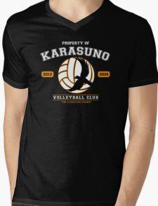 Team Karasuno Mens V-Neck T-Shirt