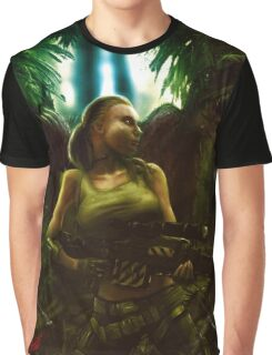 Lost World Graphic T-Shirt