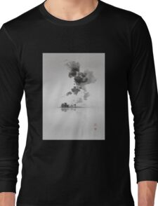The moment is Now Long Sleeve T-Shirt