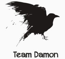 Team Damon: Raven by natstev