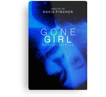 GONE GIRL 6 Metal Print