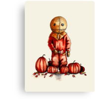 Trick R Treat Sam Canvas Print