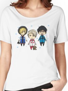 Yuri!!! on Ice Women's Relaxed Fit T-Shirt