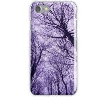Branches Purple - Ramas Lila iPhone Case/Skin