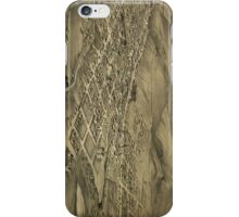 Vintage Pictorial Map of Helena Montana (1875)  iPhone Case/Skin