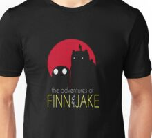 The Adventure Of Finn And Jake Unisex T-Shirt