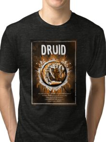 Druid Wow Tri-blend T-Shirt