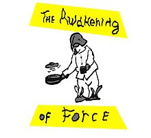 The Awakening Of Force Photographic Print
