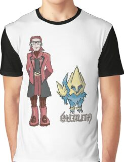 Ember's Maxie and Manectric Graphic T-Shirt