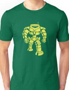 Manbot - Lime Variant Unisex T-Shirt