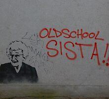 Old School Sista by Mythos57