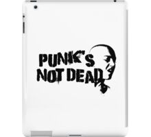 Punk Rock Revolution Rebel Anarchy Sex Pistols Exploited Cool Protest Anti System Cool T-Shirts iPad Case/Skin