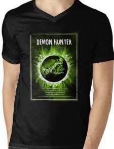 Demon Hunter Wow Mens V-Neck T-Shirt
