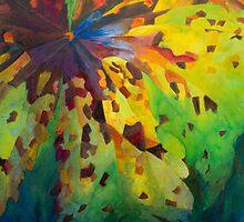 Autumn Leaf by olga zamora